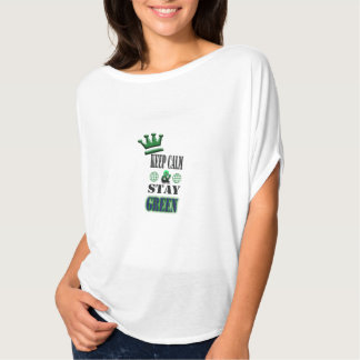 T-shirt Séjour-Vert