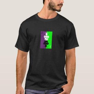 T-shirt Sélectionnez une carte