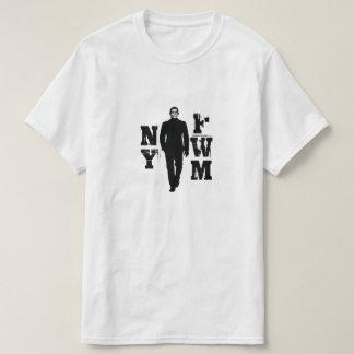 T-shirt Semaine de mode de New York de #NYFWM