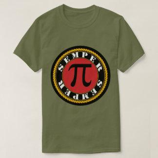 T-shirt Semper pi