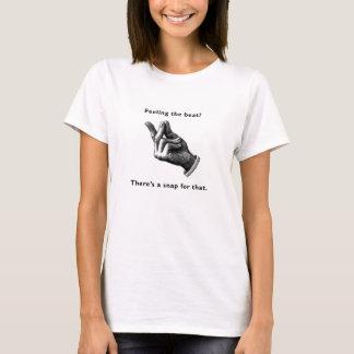 T-shirt Sentir le battement ?