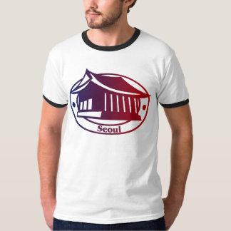 T-shirt Séoul Corée