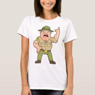 T-shirt sergent