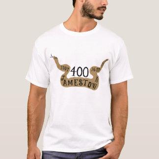 T-shirt Serpent à sonnettes de Jamestown