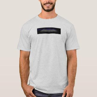 T-shirt Serrure gauche de côte