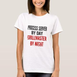 T-shirt Serveur de processus Grillmaster