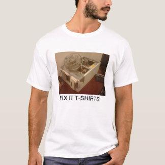T-shirt serveur d'ordinateur
