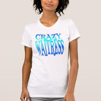 T-shirt Serveuse folle