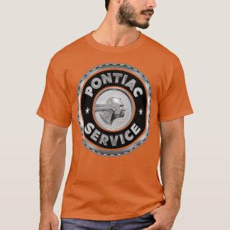 T-shirt Service de Pontiac