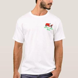T-shirt Services de soin de pelouse