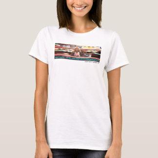 T-shirt serviette de wagon-restaurant