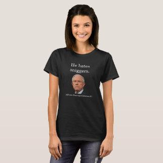 T-shirt Sessions de Jefferson Beauregard III