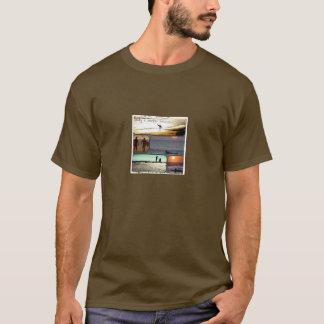 T-shirt Seulement un surfer sait