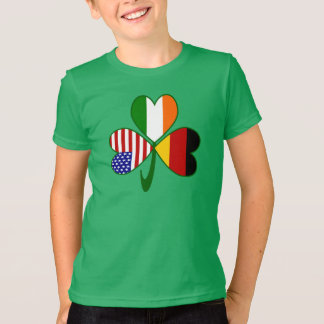 T-shirt Shamrock allemand
