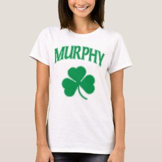T-shirt Shamrock mignon d'Irlandais de Murphy