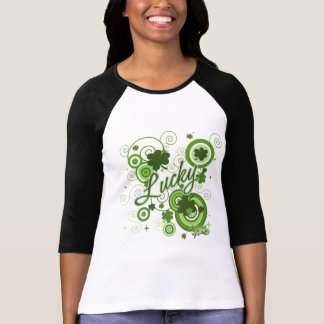 T-shirt Shamrocks chanceux