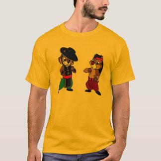 T-shirt ShaolinMunk