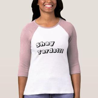 T-shirt shay de basball de tards