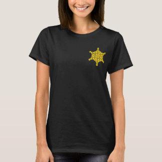 T-shirt Shérif