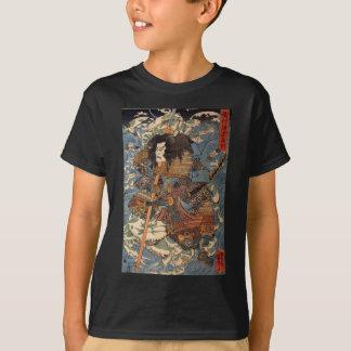 T-shirt Shimamura Danjo Takanori montant les vagues