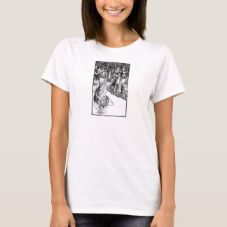 T-shirt Shirt du Roi Arthur Women's