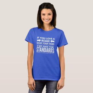 T-shirt Si vous aimez un mécanicien