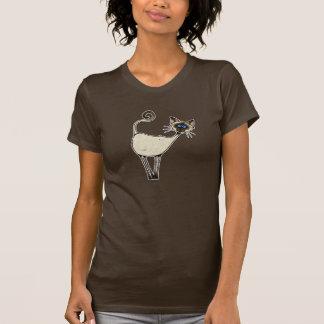 T-shirt siamois