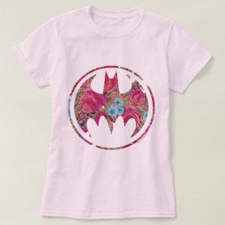 T-shirt Signal de batte de rose de rose