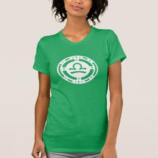 T-shirt Signe de zodiaque de Balance