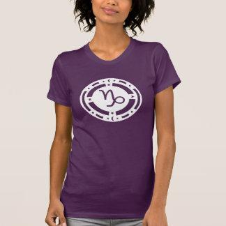 T-shirt Signe de zodiaque de Capricorne