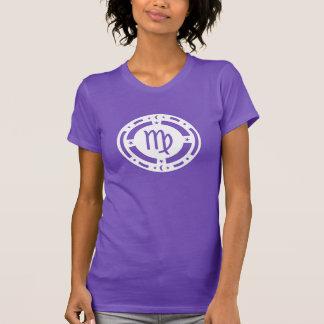 T-shirt Signe de zodiaque de Vierge