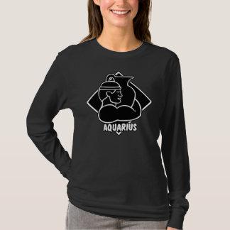 T-shirt Signe de zodiaque d'horoscope de Verseau