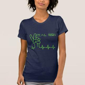 T-shirt Signe vital