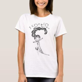 T-shirt Signes de zodiaque : Scorpion-f