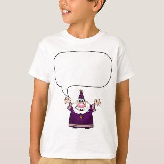 T-shirt Silence ! Le magicien parle !