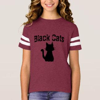 T-shirt Silhouette de chat noir - Phffft, Phffft !