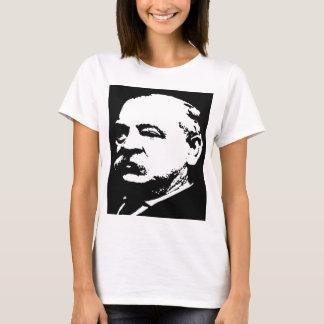 T-shirt Silhouette de Grover Cleveland