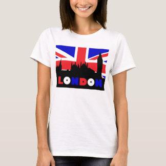 T-shirt Silhouette de Londres