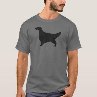 T-shirt Silhouette de poseur anglais