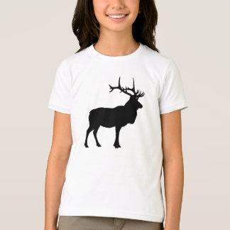 T-shirt Silhouette d'élans