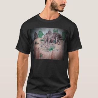 T-shirt Sillages géants