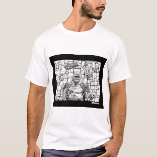 T-shirt Silverback