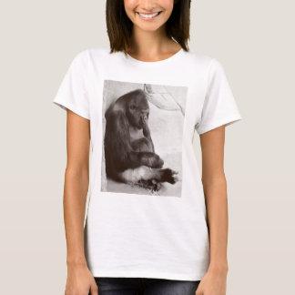 T-shirt Silverback de sommeil