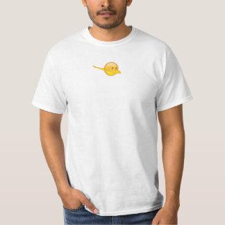 T-shirt simple d'emoji de LIMANDE