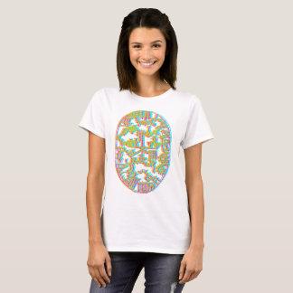 T-shirt simplicité douce