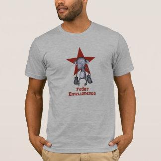 T-shirt Singe de boxe de Fedor