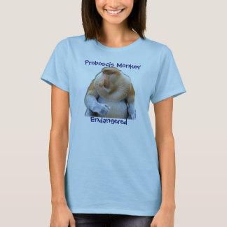 T-shirt Singe de buse