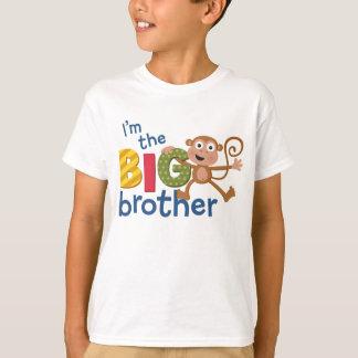T-shirt Singe de frère