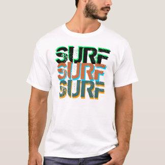 T-shirt Singulet de SURF de SURF de SURF
