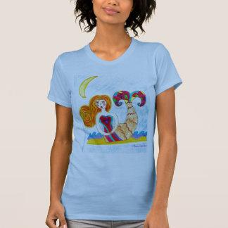 T-shirt Sirène,